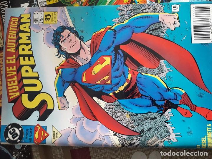 Cómics: SUPERMAN 8 COMICS - Foto 6 - 185745937