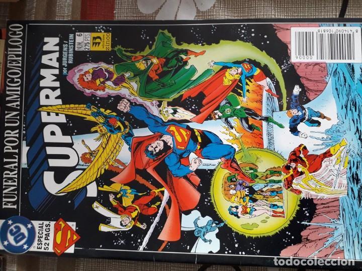 Cómics: SUPERMAN 8 COMICS - Foto 7 - 185745937