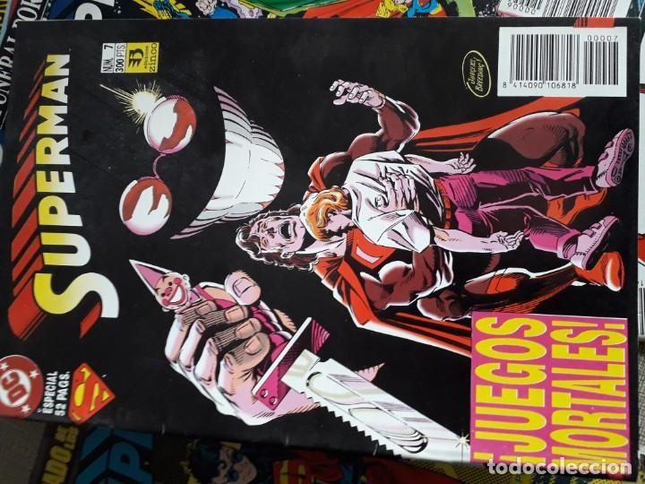 Cómics: SUPERMAN 8 COMICS - Foto 8 - 185745937