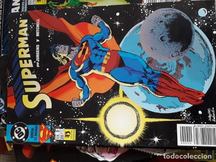 Cómics: SUPERMAN 8 COMICS - Foto 9 - 185745937