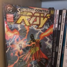 Cómics: SUPERMAN VS THE RAY. Lote 185775118