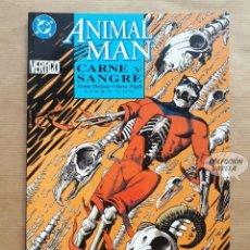 Fumetti: ANIMAL MAN - CARNE Y SANGRE - LIBRO UNO - 1 - ZINCO. Lote 185900613