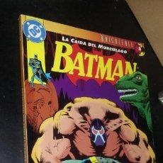 Cómics: BATMAN, LA CAIDA DEL MURCIELAGO, TOMO 2 BUEN ESTADO. Lote 185944203