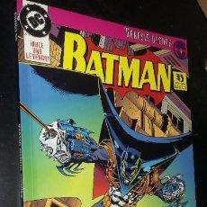Cómics: BATMAN GENESIS OSCURA, BUEN ESTADO. Lote 204738787