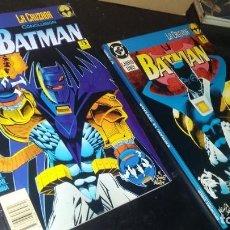 Cómics: BATMAN LA CRUZADA, TOMOS 1 Y 2 BUEN ESTADO. Lote 185944385