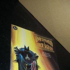 Cómics: BATMAN TERROR SAGRADO (ZINCO, 1992) ALAN BRENERT BUEN ESTADO FORMATO PRESTIGIO. Lote 185945590