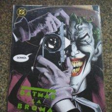 Cómics: BATMAN - LA BROMA ASESINA -- ALAN MOORE -- EDICIONES ZINCO -- . Lote 186006616