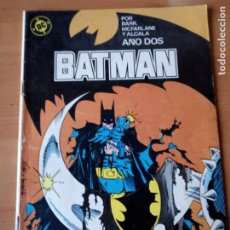 Cómics: BATMAN AÑO DOS 6. Lote 186062203