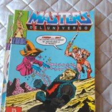 Cómics: MASTERS DEL UNIVERSO Nº 7 DIFÍCIL. Lote 186080115