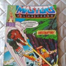 Cómics: MASTERS DEL UNIVERSO Nº 6 DIFÍCIL. Lote 186080297