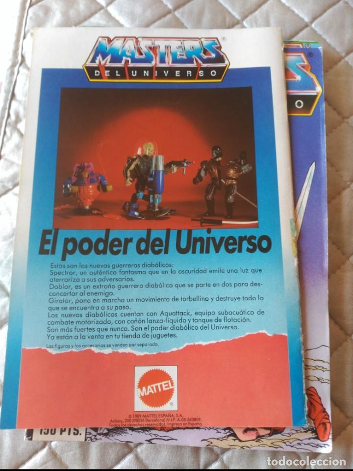 Cómics: Masters del Universo Nº 5 - Foto 2 - 186080467
