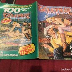 Cómics: TELEFILM PROHIBIDO Nº 28 EL CIRCO EROTICO. - EDICIONES ZINCO 1985. 125 PTS. Lote 186086872