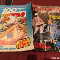 Cómics: TELEFILM PROHIBIDO Nº 30 SEMENTALES FORZOSOS. - EDICIONES ZINCO 1985. 125 PTS. Lote 186087101