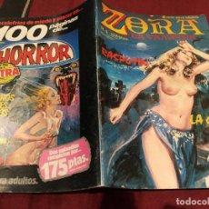 Cómics: ZORA LA VAMPIRA Nº 4 RASPUTIN - EDICIONES ZINCO 1986. Lote 186096051