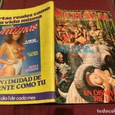 Cómics: CHACAL Nº 49 LOS BLANCOS RAYOS DEL MAL - EDICIONES ZINCO. Lote 186097566