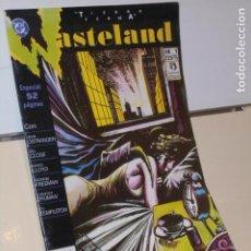 Cómics: WASTELAND Nº 1 - EDICIONES ZINCO - OCASION. Lote 186097838