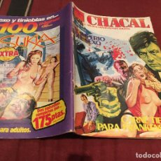 Cómics: CHACAL Nº 44 EL IMPERIO DEL SEXO - EDICIONES ZINCO. Lote 186098313