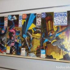Cómics: BATMAN LAS DIEZ NOCHES DE LA BESTIA COMPLETA 4 NUMEROS 23-24-25 Y 26 - ZINCO - OCASION. Lote 186101028