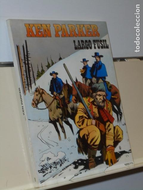 KEN PARKER Nº 1 LARGO FUSIL - ZINCO (Tebeos y Comics - Zinco - Otros)