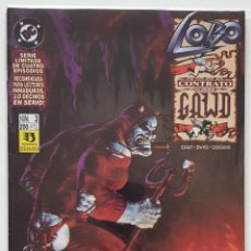 Cómics: LOBO: CONTRATO SOBRE GAWD #3 (1994). Lote 186243751