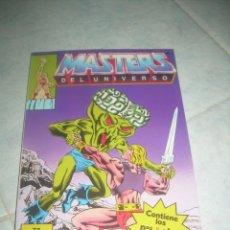 Comics: COMIC REENTAPADO 7 MASTERS DEL UNIVERSO HE-MAN: 5, 6, 7, 8. ZINCO 1986. COMIC RETAPADO. Lote 186278460