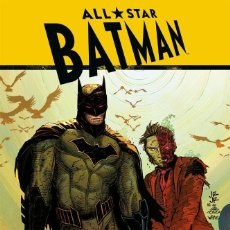 Cómics: ALL STAR BATMAN 1 2 3 COMPLETA - ECC / DC BATMAN SAGA / TAPA DURA. Lote 186498371