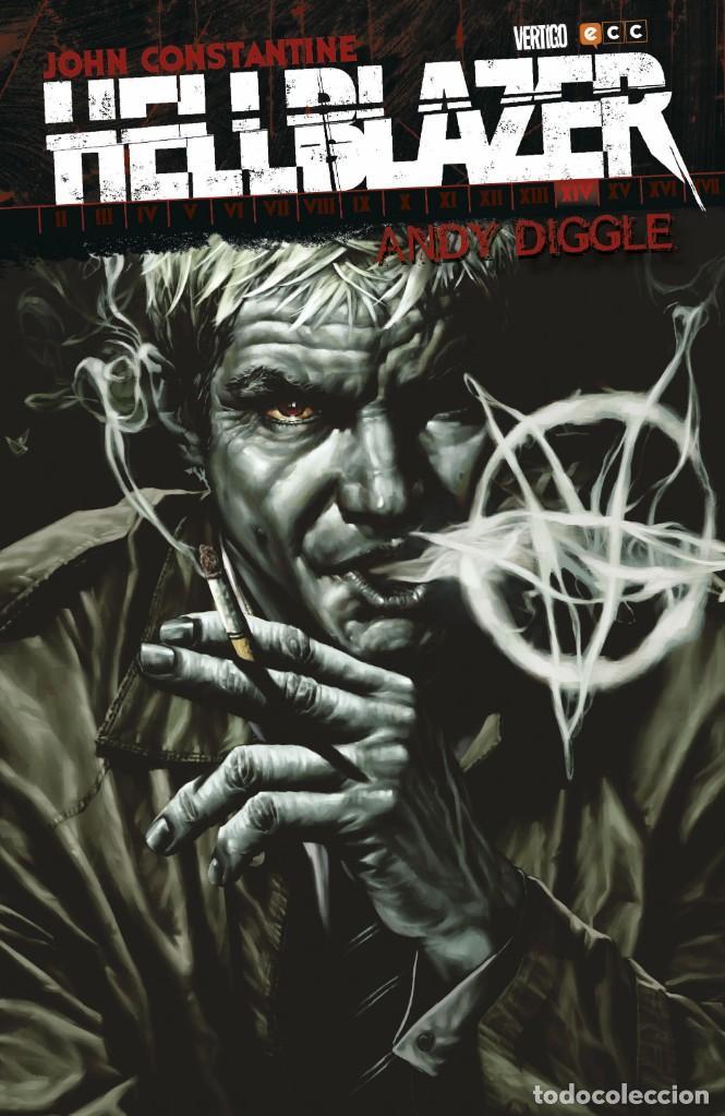 HELLBLAZER DE ANDY DIGGLE - ECC / DC VERTIGO / TAPA DURA (Tebeos y Comics - Zinco - Prestiges y Tomos)