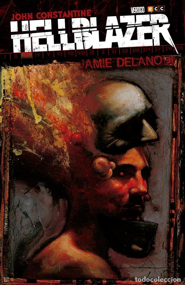 HELLBLAZER DE JAMIE DELANO 3 - ECC / DC VERTIGO / TAPA DURA (Tebeos y Comics - Zinco - Prestiges y Tomos)