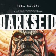 Cómics: PURA MALDAD : DARKSEID - ECC / DC TAPA DURA. Lote 187277356