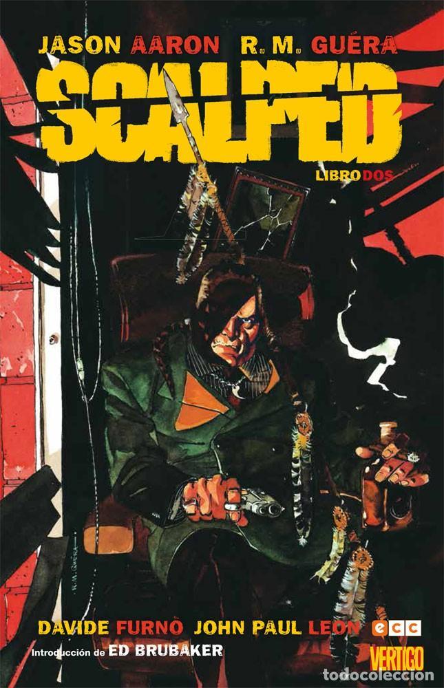 SCALPED LIBRO 2 - ECC / DC VERTIGO / TAPA DURA (Tebeos y Comics - Zinco - Prestiges y Tomos)