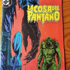 Cómics: LA COSA DEL PANTANO Nº 8, ALAN MOORE/ WOCH & ALCALA- DC COMICS ZINCO-. Lote 187296442