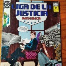 Comics: LIGA DE LA JUSTICIA AMERICA Nº 35 - DC COMICS ZINCO- . Lote 187296850