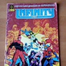 Cómics: INFINITY INC 1. Lote 187307998