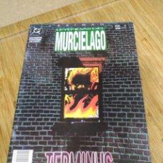 Cómics: BATMAN LEYENDAS DEL MURCIÁLAGO Nº 1 ZINCO. Lote 187451533