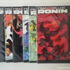 Cómics: RONIN Nº DEL 1 AL 6 ( ZINCO, 1987 ) COMPLETA-. Lote 187463803