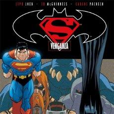 Cómics: SUPERMAN & BATMAN 2 VENGANZA - ECC / DC TAPA DURA. Lote 187542535