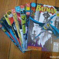 Cómics: LOTE AVANZADO BATMAN VOL. 2 - 11 - RETAPADOS = 51 NºS + AÑO 3 + EL ENIGMA CLAYFACE D2. Lote 187708682