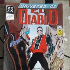 Cómics: UNIVERSO DC EL DIABLO N-19. Lote 188553190