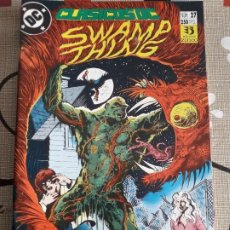 Cómics: CLASICOS DC SWAMP THING N-27. Lote 188553501