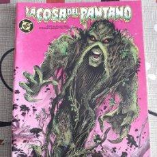 Cómics: LA COSA DEL PANTANO N-1 AÑO 1984. Lote 188553608