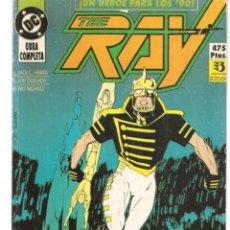 Comics: THE RAY. TOMO RETAPADO. CONTIENE LOS NROS DEL 1 AL 6. OBRA COMPLETA. DC / ZINCO (C/A19). Lote 188567278