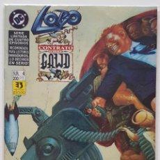 Cómics: LOBO: CONTRATO SOBRE GAWD #4 (1994). Lote 215071737