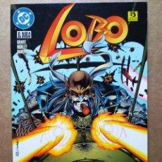 Cómics: LOBO: EL DUELO (ZINCO, 1996). POR GRANT, ELLIS, HORLEY, PARENTE Y MCDANIEL. 84 PÁGINAS A COLOR.. Lote 188686630