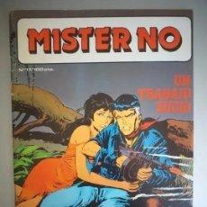 Cómics: MISTER NO. NUM 17. UN TRABAJO SUCIO. Lote 188848621