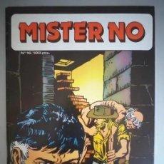 Cómics: MISTER NO. NUM 16. EL TEMPLO MAYA. Lote 188849648