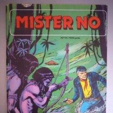 Cómics: MISTER NO. NUM 14. SOMBRAS EN LA NOCHE.. Lote 188853246