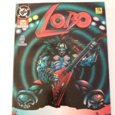 Cómics: LOBO LARGA VIDA AL ROCK N ROLL. 1995. EDICIONES ZINCO. ALAN GRANT, VAL SEMEIKS.. Lote 189330047
