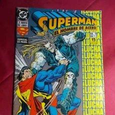 Fumetti: SUPERMAN. EL HOMBRE DE ACERO. Nº 9. EDICIONES ZINCO. Lote 189521401