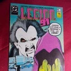 Cómics: LEGION 91. Nº 2. EDICIONES ZINCO. Lote 189523602