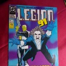 Cómics: LEGION 91. Nº 3. EDICIONES ZINCO. Lote 189523621